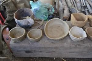 Hlinené nádoby